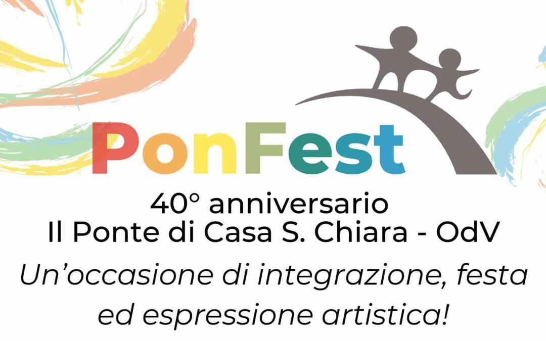 PonFest dal 29 maggio al 17 luglio